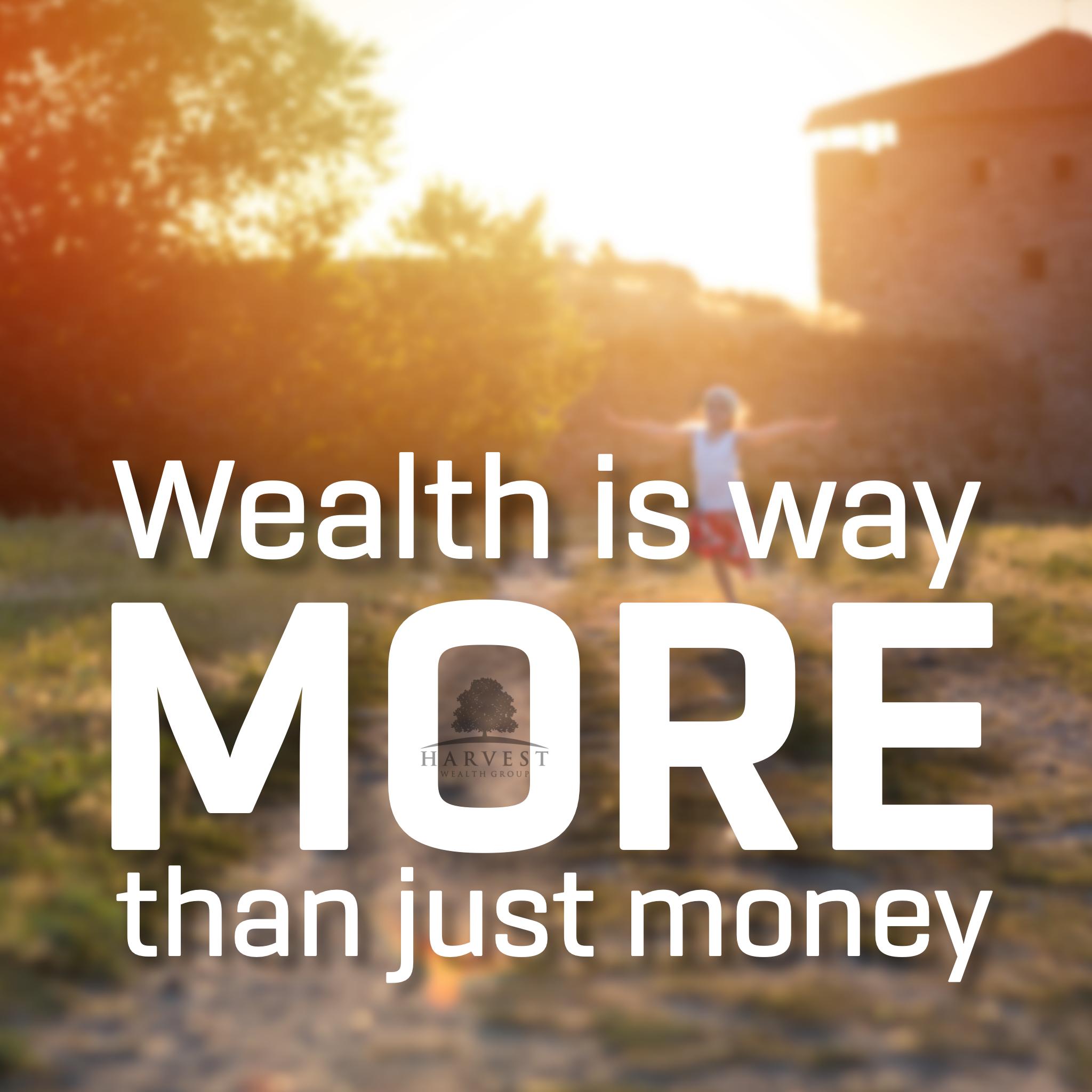 Harvest Wealth Group Secret Why